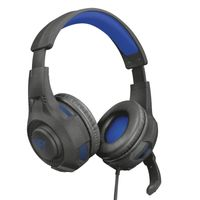 TRUST GXT 307B Ravu Gaming-Headset Kompatibel mit PS4 und PC Kabelgebunden