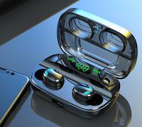 Bluetooth 5.0 Kabellos Kopfhörer, Sport Wireless Ohrhörer in Ear Kopfhoerer Bluetooth Headphones 120H Spielzeit