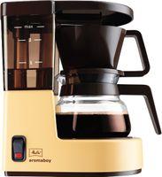 Melitta Aromaboy, Freistehend, Filterkaffeemaschine, Gemahlener Kaffee, 500 W, Beige