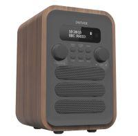Denver DAB-48 Radio, MP3-Wiedergabe, Bluetooth, DAB+, Fernbedienung
