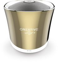 Creative Woof 3 BT Wireless Speaker, autumn gold