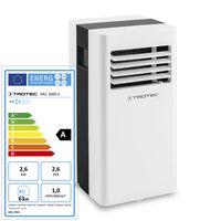 TROTEC Lokales Klimagerät PAC 2600 X mobile 2,6 kW Klimaanlage 3-in-1-Klimagerät