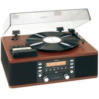 Teac LP-R500A Micro Hifianlage mit Plattenspieler Schwarz