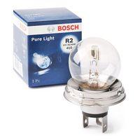 1x R2 (Bilux) BOSCH Lampen Autolampen 12V 45/40W P45t 1 987 302 023