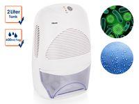 Elektrischer Raumluftentfeuchter gegen Schimmel für Schlafzimmer Bad entfeuchten