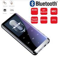 8GB Bluetooth MP3 MP4 Player FM Radio HIFI Musikspieler Touch E-Book Recorder Touchscreen Display
