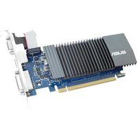 Asus NVIDIA GeForce GT 710 Grafikkarte - 1 GB GDDR5 - 954 MHz Core - 32 Bit Busbreite - HDMI-Kabel - VGA - DVI