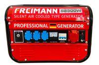 Freimann FM-S8500W: Luftgekühlter Professioneller Benzingenerator
