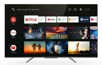 TCL 4K Ultra HD QLED TV 165cm (65 Zoll), 65C715, Android Smart-TV, HDR+