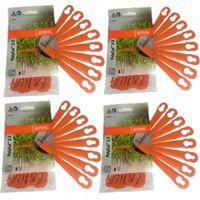 PolyCut 2-2 Kunststoffmesser für FSA 45 Rasentrimmer (4 Packg = 32 Stück) 40080071000