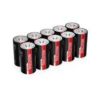 ANSMANN Baby C LR14 Alkaline Industrial Batterie Industriebatterie 10er Pack