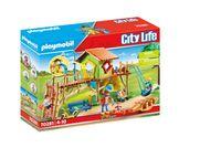 PLAYMOBIL City Life 70281 Abenteuerspielplatz