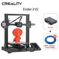 Creality 3D Ender 3 V2 + WiFi Box + 20 m PLA-Filament