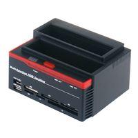 "SATA HDD Docking Station HUB 2.5/3.5 ""SATA IDE HDD Docking Station USB 2.0-Klon"