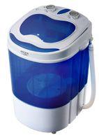 Adler ad 8051 - Waschmaschine (Laptop, Top-Load, Blau, Weiß, Schleudern, Top, 3 kg) 360x370x530 cm (360x370x530 cm)