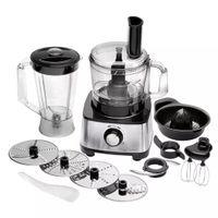 ProfiCook Küchenmaschine 1200 W Silber PC-KM 1063