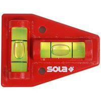 SOLA Kreuz-Wasserwaage K5 5 cm