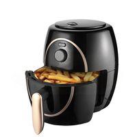 Heißluftfritteuse/ 4 Liter 1000W Heißluft Fritteuse/ Multifunktion Smart Airfryer Fritteuse mit Rezept/ ohne Fett und ÖL