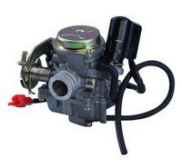 Tuning Vergaser 19mm 4-Takt 50/80ccm für Roller Baotian, Benzhou, Huatian, Rex, MKS, Ecobike, V-Clic