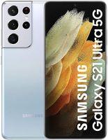 Samsung Galaxy S21 Ultra 5G phantom silver             256GB