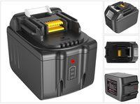 18V 9,0Ah Lithium-Ionen Akku Batterie Ersatzakkus Werkzeugakkus Akku-Werkzeugbatterie Für Original Makita BL1850 BL1815 BL1815N BL1820 BL1820B BL1830 BL1830B BL1835 BL1840 BL1840B BL1845 BL1850B BL1860 BL1860B LXT400