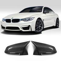 Carbon Spiegelkappen Auto Rückspiegel Seitenspiegel Abdeckung für BMW F32 F30 F31 F33 F36 EIN Paar