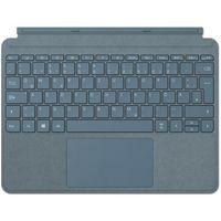 Microsoft Surface Go Signature Type Cover Eisblau-Hellblau QWERTZ Tastatur