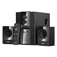 SVEN MS-1820 - Heim-Audio-Mikrosystem - Schwarz - 40 W - 2-Wege - 40 - 20000 Hz - 18 W SVEN