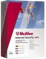 McAfee Internet Security 2010 - 1 User