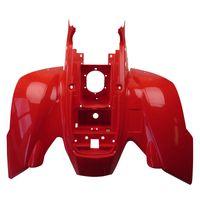 Heckverkleidung rot Heckabdeckung Quad ATV 95416