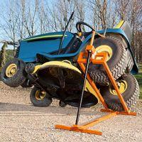 MANUPRO Jack Leve Traktor Mäher 400 kg