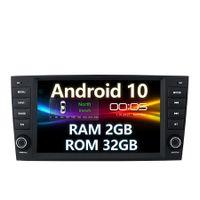 8 Zoll 2Din Android Autoradio für Mercedes Benz W203 DAB Navi