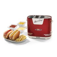 Ariete Hot Dog Maker Party Time 650 W Rot