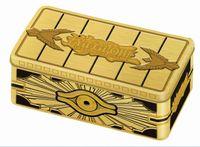 Yu-Gi-Oh! 2019 Gold Sarcophagus Tin (Sammelkartenspiel)