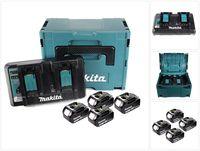 Maki Power Source Kit 18V 4x3Ah 197720-6 | 197720-6