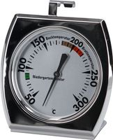 SUNARTIS Backofenthermometer silber Edelstahl analog