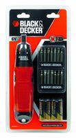 Black & Decker A7073-XJ, 2,9 Nm, Akku, 1,5 V, Alkali, 240 g