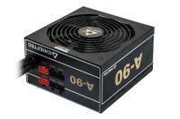 Chieftec A-90 Series GDP-750C - Stromversorgung ( intern ) - ATX12V 2.3 - 80 PLUS Gold - Wechselstrom 230 V - 750 Watt