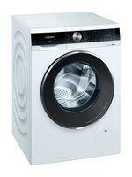 Siemens iQ500 WN44G240, Frontlader, Freistehend, Weiß, Links, Drehregler, Berührung, LED