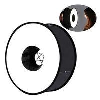 PULUZ 450mm Round Style Softbox Blitzgerät Blitzlicht Shoot Softbox Faltbarer Softblitz-Diffusor für die Fotografie