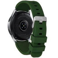 Samsung Gear S3 Frontier,Samsung Gear S3 Classic,Samsung Galaxy Watch 46 mm Band: iMoshion Silikonband Multipack