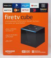 Amazon Fire TV Cube, mit Alexa, 4K-Ultra-HD-Streaming-Mediaplayer