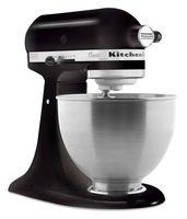 KitchenAid 5K45SSEOB Kuechenmaschine Classic 4,3 l - Schwarz