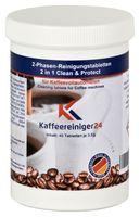 2-Phasen Reinigungstabletten 40 Stück 3,5g geeignet für Jura Kaffeevollautomaten
