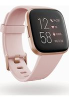 Fitbit Versa 2 NFC Smartwatch, Farbe:Rose