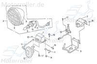 Zündschloßträger ZündSchlossträger SMC 55215-CHP-00