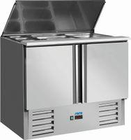 Saladette Modell BALDUR S 900, Maße: B 900 x T 700 x H 870-890