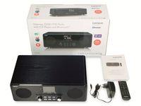 "Lenco DIR-260BK -Internetradio mit DAB+ und FM-Radio - CD/MP3-Player - Bluetooth - 2 x 10 Watt RMS - 2,8"" Farbdisplay - Schwarz"