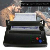 Stencil Tattoo Thermokopierer Thermal Tätowierung Transfer Drucker Machine