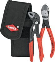 KNIPEX Mini-Zangenset in Werkzeuggürteltasche 2-teilig 00 20 72 V02
